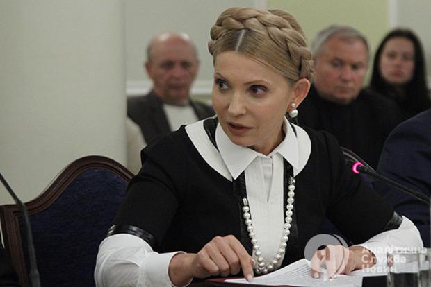 Тимошенко судится с журналистами из-за расследования о сети ломбардов