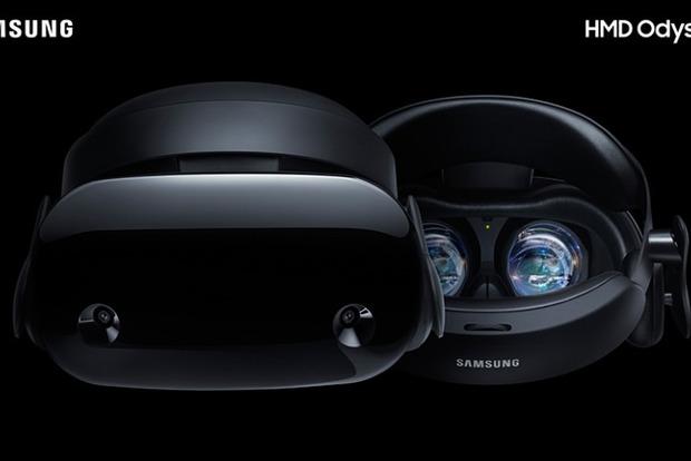 Компания Samsung создала первый шлем виртуальной реальности