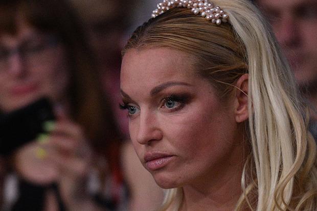 Анастасия Волочкова позорно упала на сцене