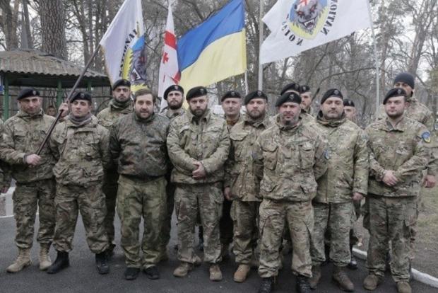 «Грузинский легион» вышел из54-й бригады— Скандал вВСУ