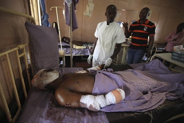 В Нигерии обрушилась крыша церкви, погибли 160 человек
