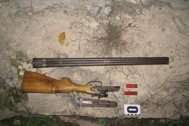 В Одесской области подросток выстрелил себе в голову из ружья