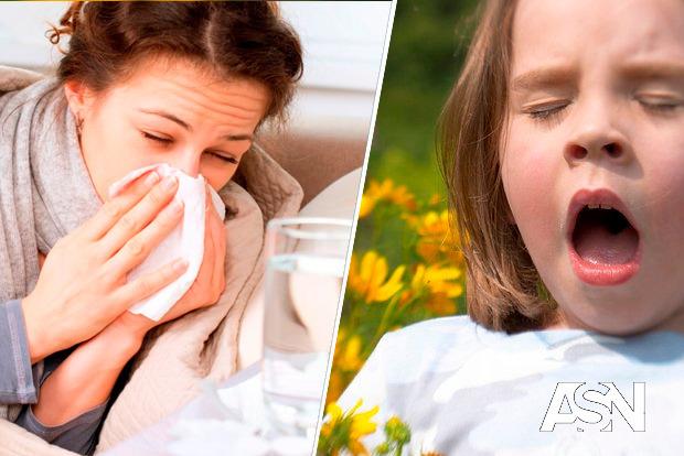 Эксперт рассказал об отличиях коронавируса и гриппа от сезонной аллергии