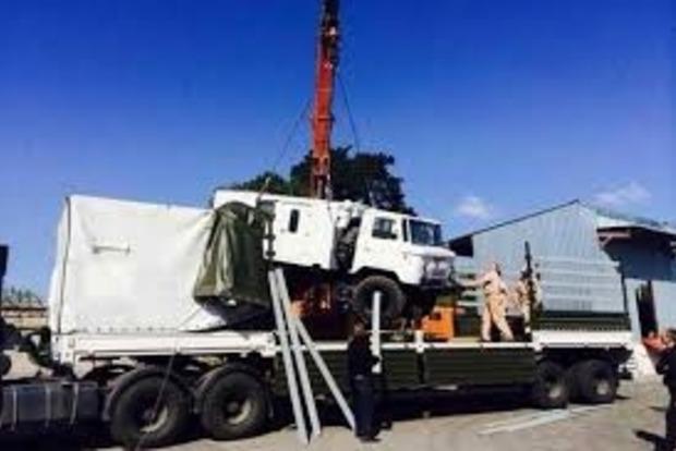Путинские конвои будут ездить на Донбасс каждый месяц
