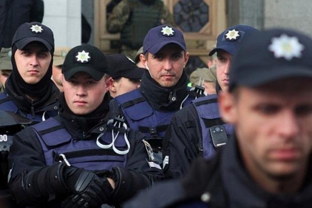 В Одессу вводят Нацгвардию