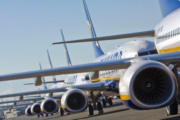 В Госавиаслужбе опровергли сообщения о закрытии воздушного пространства Украины для частных самолетов