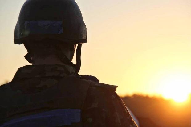 На Донбассе военный подорвался на растяжке и погиб