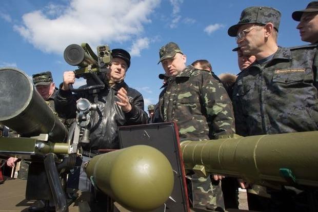 На Донбассе боевики изменили военную тактику - Турчинов