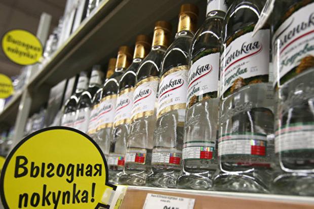 Вгосударстве Украина взлетели цены наводку, коньяк ивино