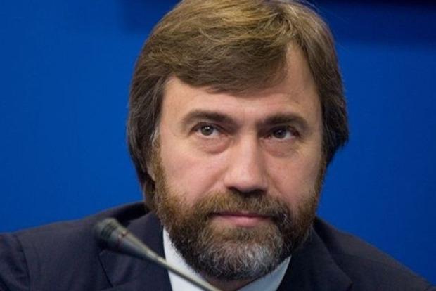 «Оппоблок» пообещал защищать Новинского с привлечением международных организаций