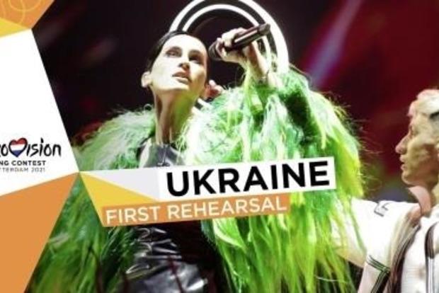 Евровидение 2021: Украина уверенно приближается к лидерам