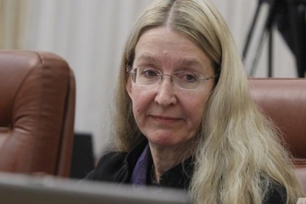 В БПП не поддерживают пакет законопроектов медреформы Супрун