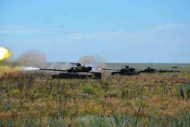 Силы ООС показали, что будет с десантом России на берегу Азовского моря