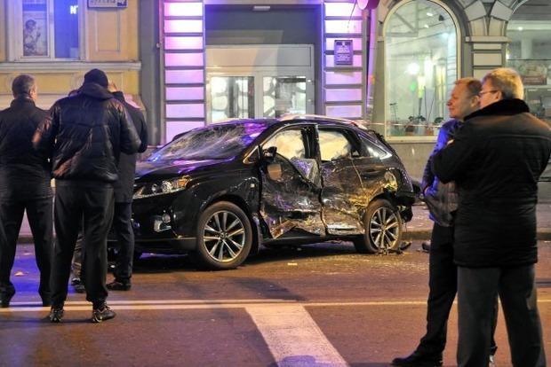 Машина, устроившая смертельное ДТП в Харькове, участвовала в гонках