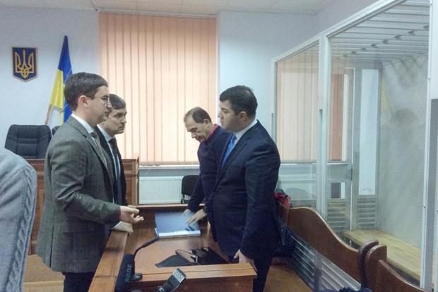 Розпочалося чергове засідання суду в справі Романа Насірова