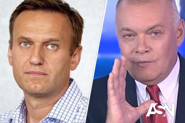 Господин ядерный пепел прокомментировал ситуацию с Навальным
