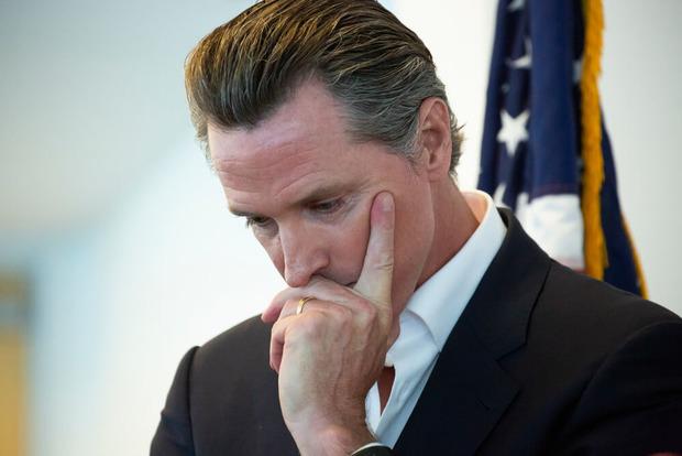 У Каліфорнії виборці вирішують долю губернатора
