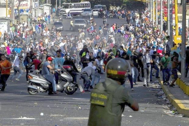 Венесуэльская полиция застрелила подростка