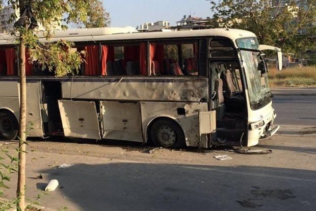 В Турции взорвали пассажирский автобус, есть жертвы