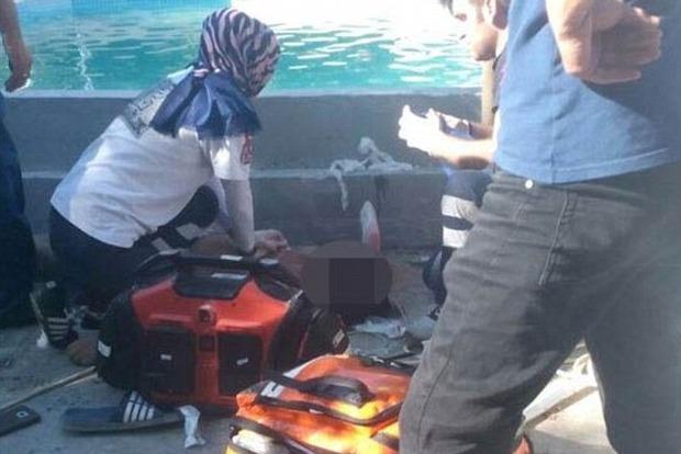В турецком аквапарке током убило пятерых людей, среди них - трое детей
