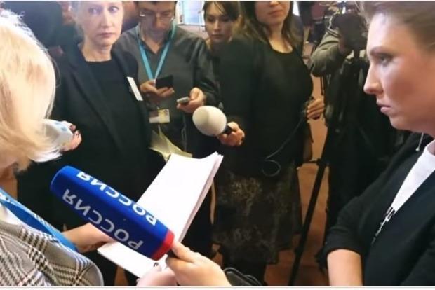«Рогули». Муж униженной в ПАСЕ Ольги Скабеевой оскорбил украинцев