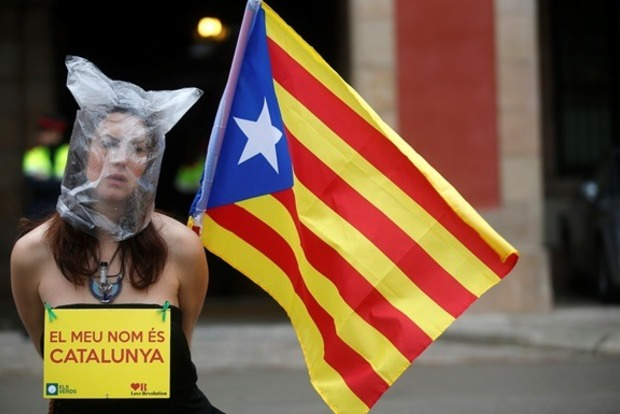 Каталония назначила референдум о независимости на осень