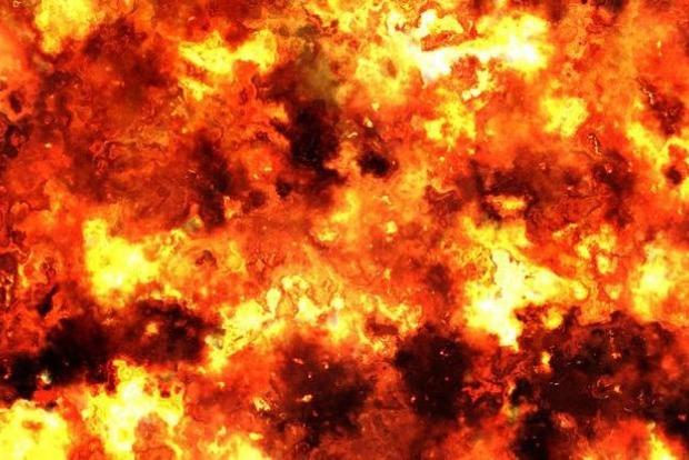 В центре Киева прогремел взрыв. Полиция нашла необычную причину