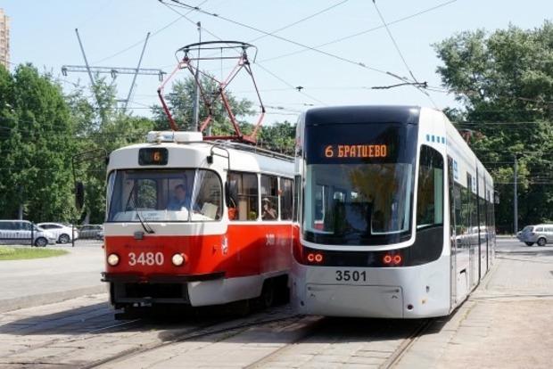 Польская компания построит в Киеве завод по производству трамваев