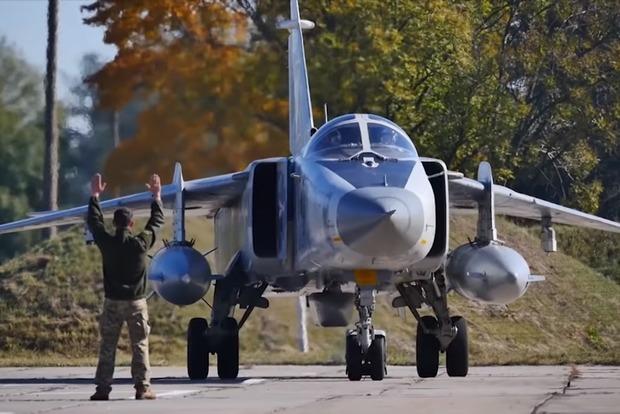 Су-27 обогнали американские F-15 вгосударстве Украина