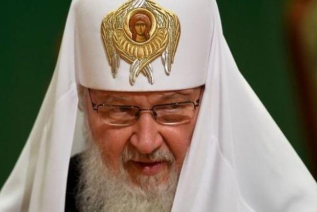Главный церковник Путина Кирилл решил помолиться в Киево-Печерской лавре