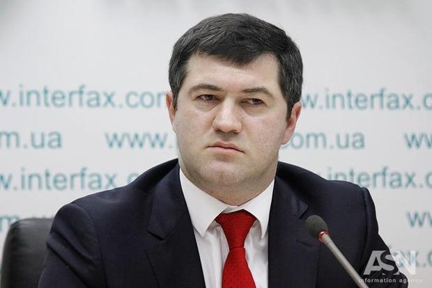 Насиров заявляет о незаконности отстранения его с должности главы ГФС