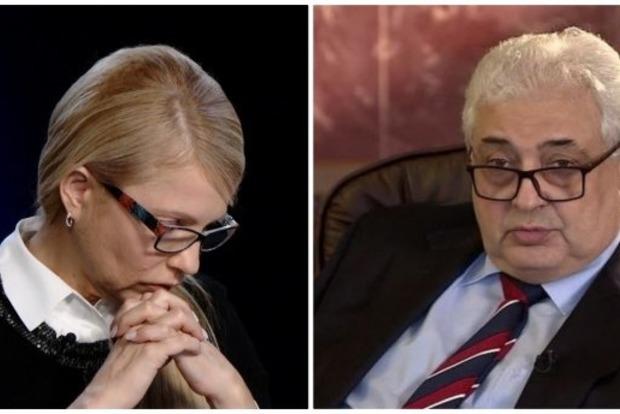 «Правдивая» Захарова разоблачает «ложь» пресс-службы Юлии Тимошенко