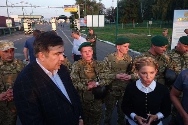 Суд арестовал на 2 месяца участника «прорыва» госграницы вместе с Саакашвили