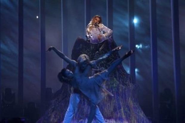 Самойлова покаялася за провал на Євробаченні