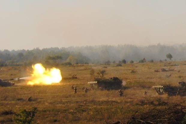 Разорвало миномет, погибли трое. Военные учения под Ровно закончились трагедией