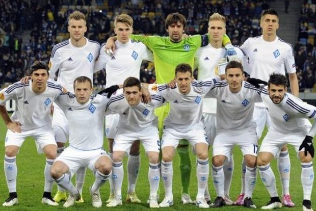 «Динамо» в меньшинстве сыграло вничью с «Маритиму»
