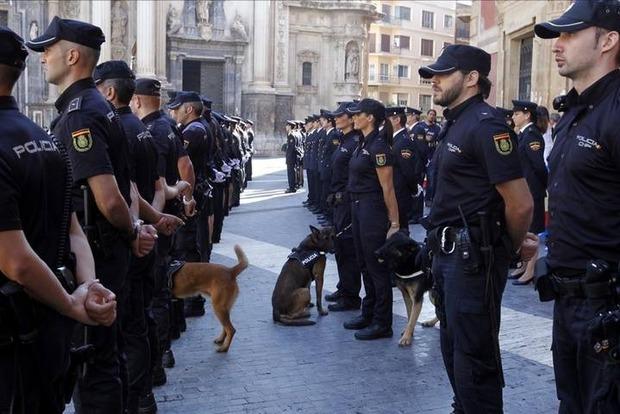 В Испании проходит АТО: задержали 9 человек