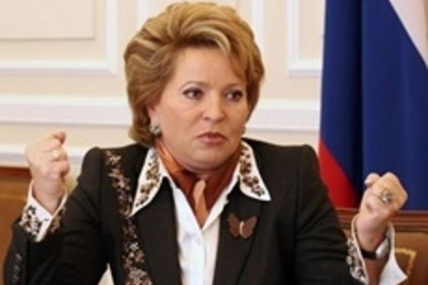 В России заговорили о введении визового режима с Украиной
