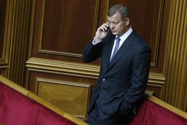 Депутатська порука і хитрощі Клюєва