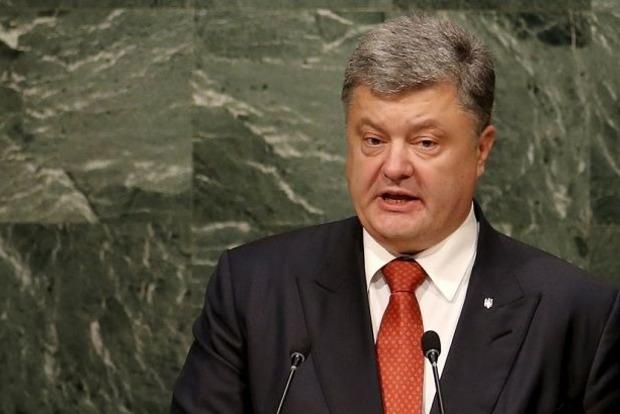 Порошенко предложил сделать интернациональную группу подеоккупации Крыма