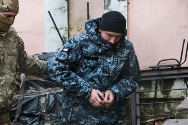 В Крыму арестовали всех захваченных украинских моряков