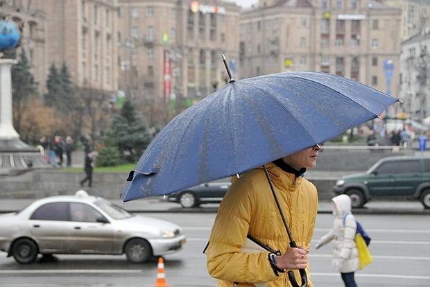 В ближайшие дни в Украине будет сухо,  на западе и юге страны пройдут дожди
