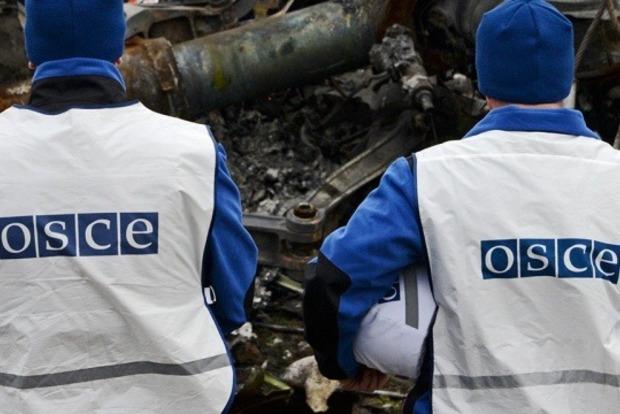 Наблюдатели ОБСЕ увидели наДонбассе надводную ракетную систему «Оса»