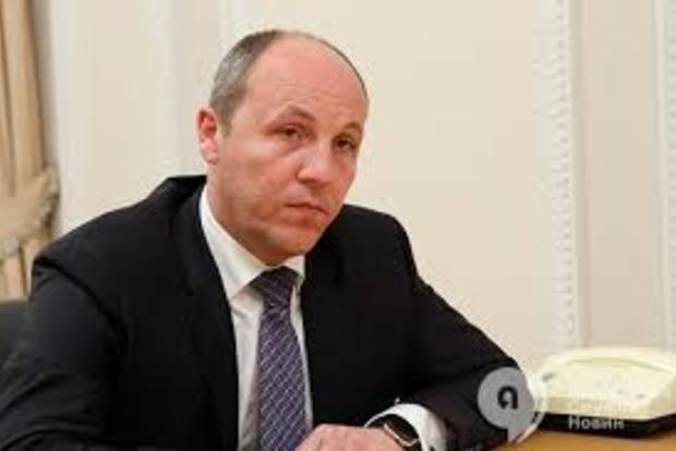 Парубий не верит в принятие закона о выборах на Донбассе