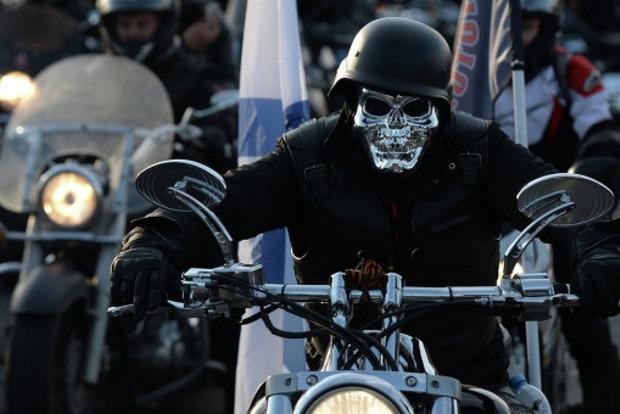 В Польше задержали байкера путинского мотоклуба «Ночные волки»