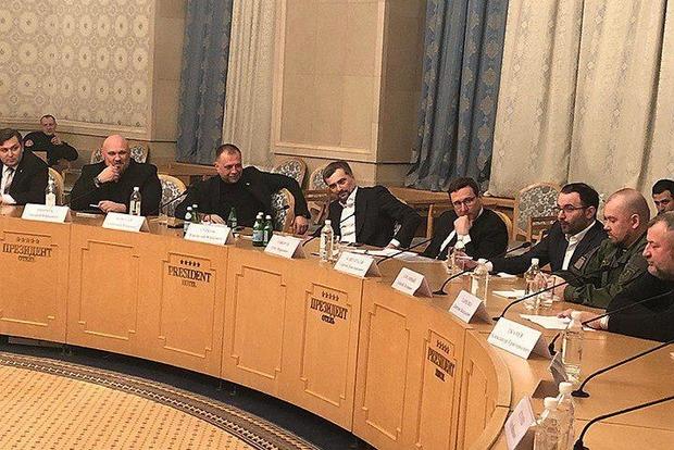 Сурков собрал в Москве главарей боевиков Донбасса