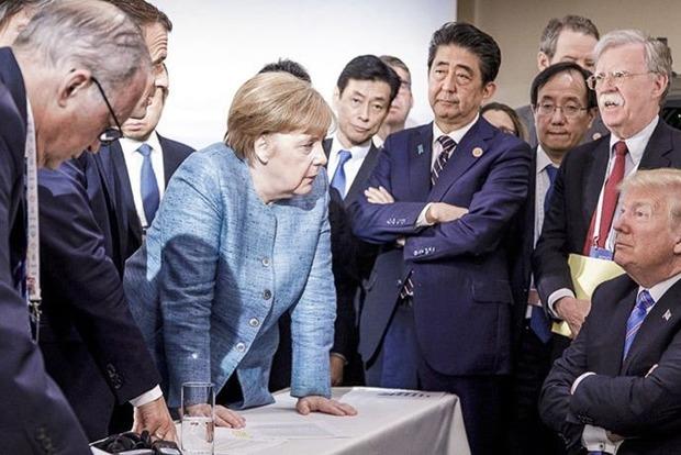 В G7 резко отреагировали на захват Россией украинских кораблей