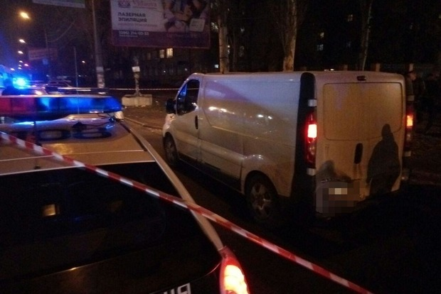 В Запорожье разборки переросли в стрельбу: есть раненый