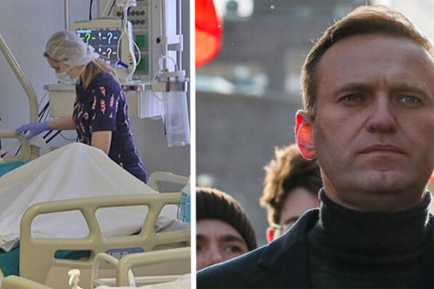 Врачи не в состоянии сказать, когда Навальный выйдет из комы