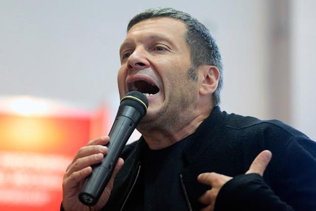 Очередная истерика у пропагандиста Соловьева (птичьего помета), перепутавшего азербайджанцев с армянами